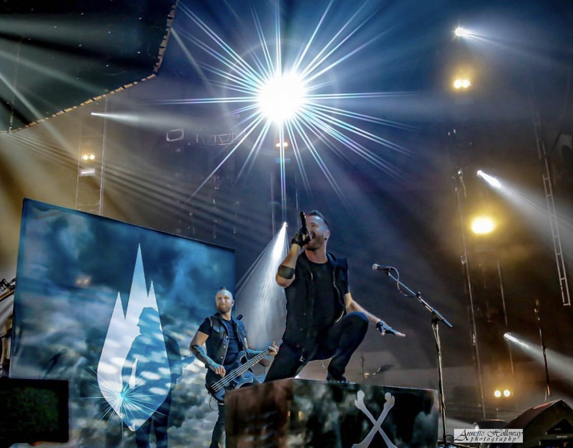 Like stereo lights, in the dark, we rise, like sparks. #LightUp