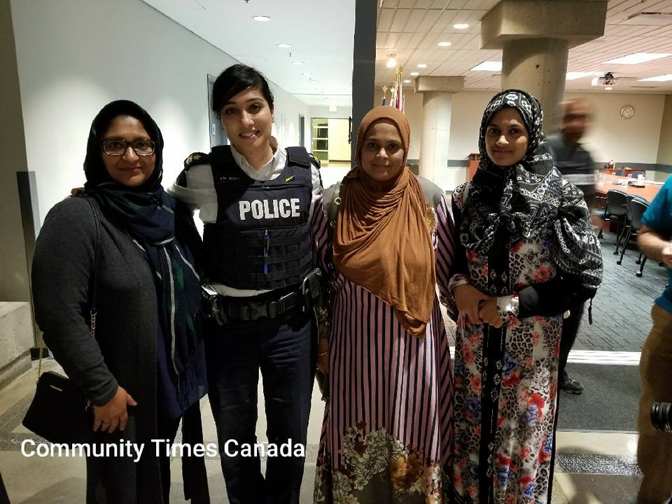 Yesterday evening we hosted our second annual Iftar dinner as part of Ramadan. During the month of Ramadan, the evening meal (Iftar) is when those who are fasting, break their fast. Ramadan Mubarak! Photos: Community Times Canada