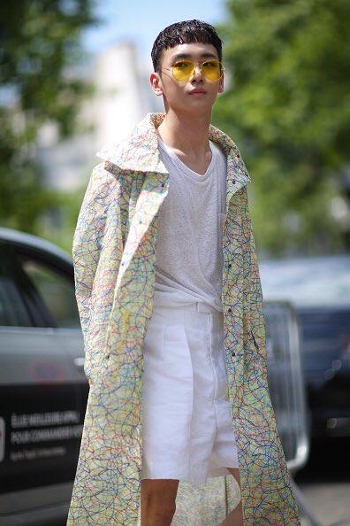 Appreciation] He is a fashion icon - Celebrity Photos