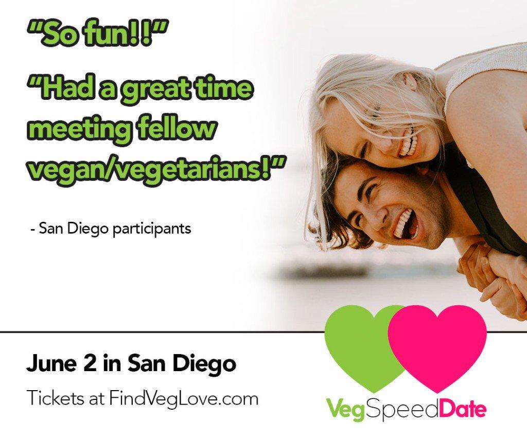 Speed Dating w San Diego