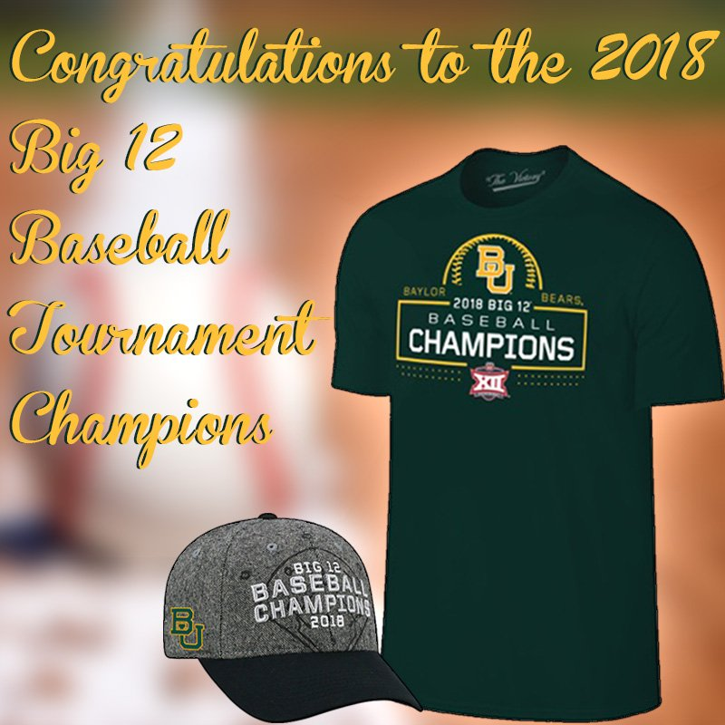 8166d4a9059b9 Catch the official Big 12 Championship gear while its hot! Available both  In-Store and at ...