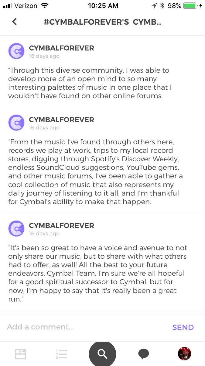Cymbal (@CymbalFM) | Twitter