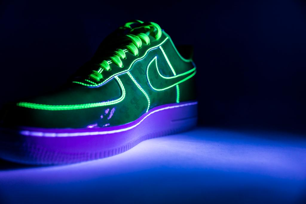 half off 2fafb 0bc99 light em up air force 1 lv8 uv pack available now men s and kids in