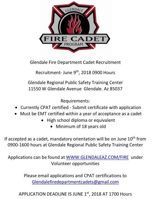 Glendale Fire Dept. on Twitter: \