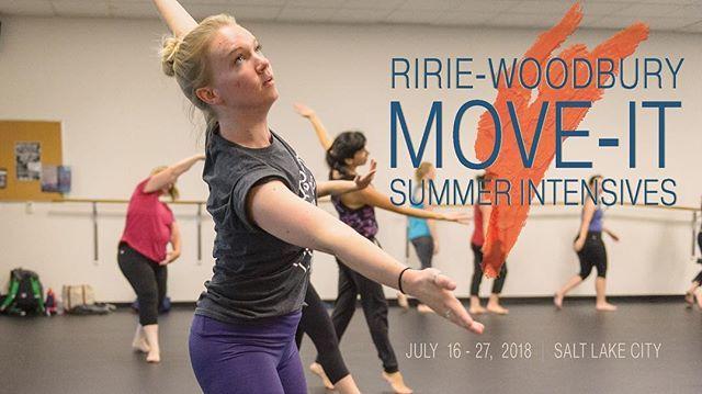 Ririe-Woodbury Dance on Twitter: