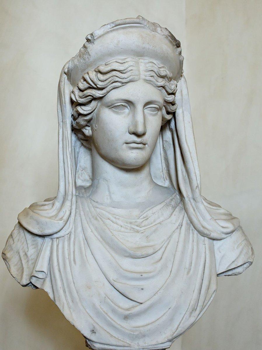 Greek Mythology On Twitter Demeter The Middle Daughter Of
