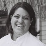 Image for the Tweet beginning: Chef & Activist @joshnamaharaj in