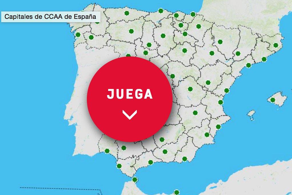 Mapa Provincias España Interactivo.Mapas Interactivos Mapasparajugar Twitter