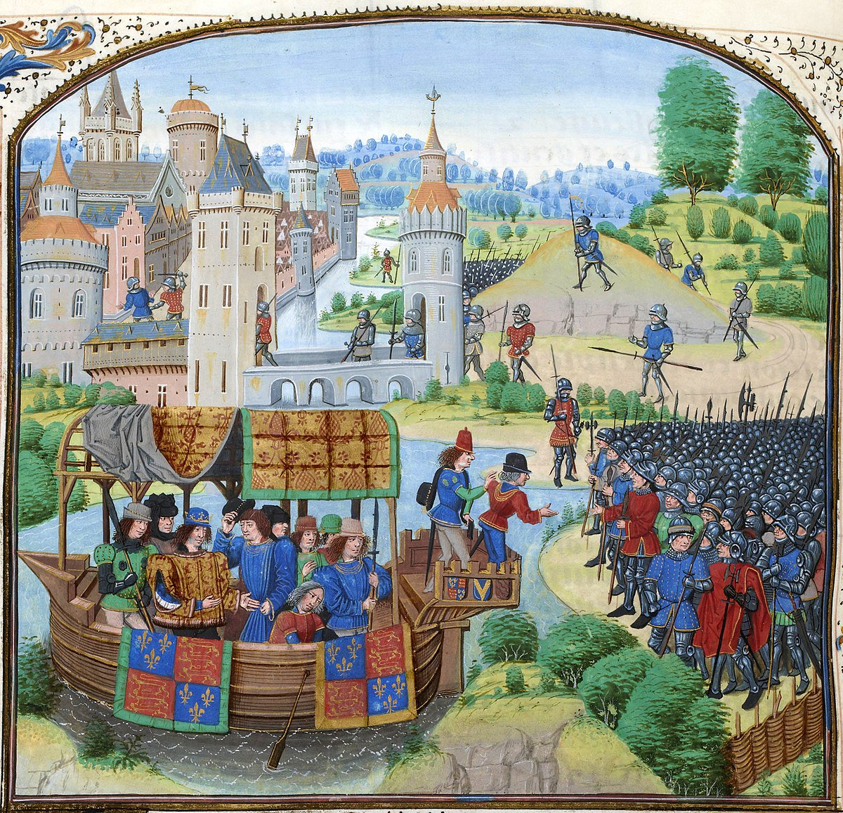 May 30 1381 - Peasants in Essex refuse to pay the Poll Tax and begin a mass rebellion that came close to ending the reign of Richard II. bookmarksbookshop.co.uk/view/46096/%25…