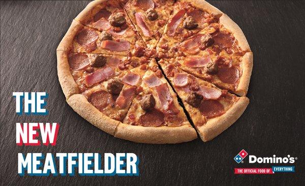 Dominos Southampton On Twitter New Pizza Alert