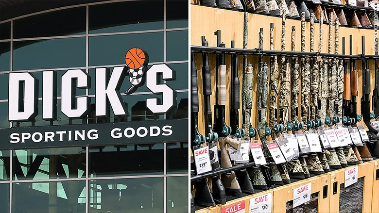 Dick's sporting goods considers dropping hunting gear as sales decline