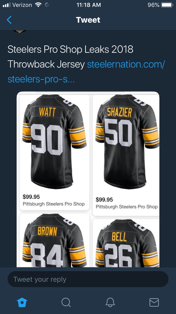 61d97e4f232 Pittsburgh Steelers on Twitter