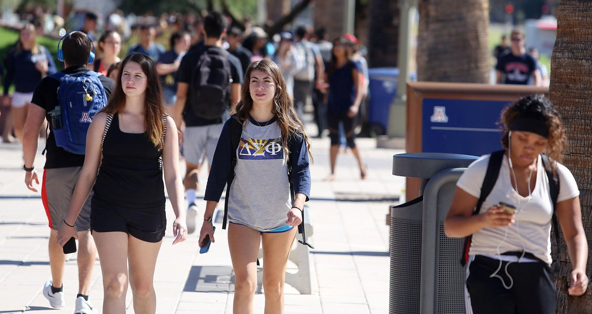 UA ranked No. 52 among universities globally, ASU ranked No. 114 https://t.co/gf9xSTShvu