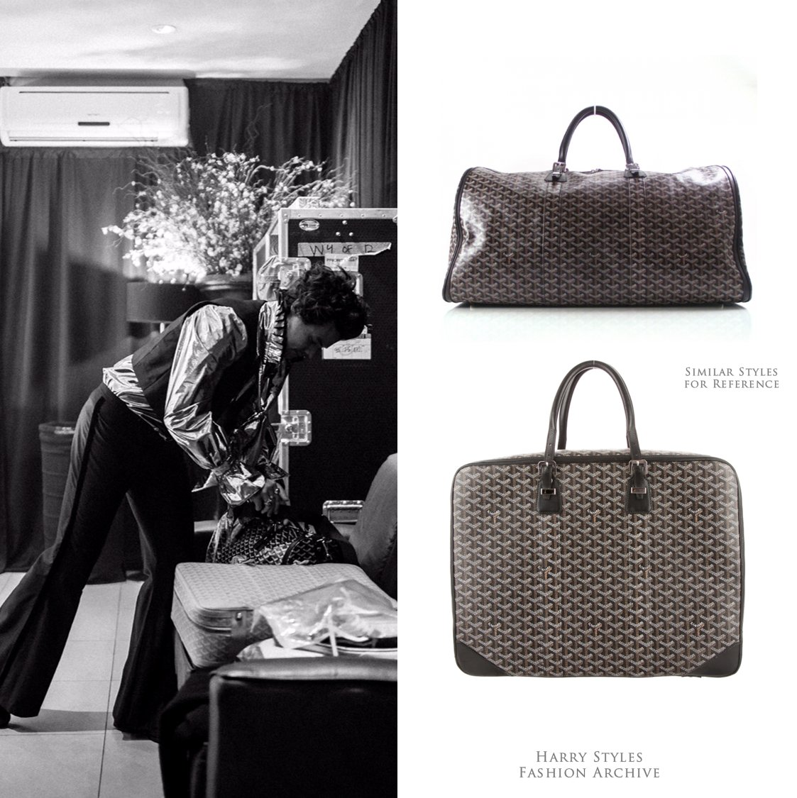 Goyard Bags Are Only Available In S So Limited Info On Prices Styles Online We Ll Update When Know More Pic Twitter Ntruomj0ov