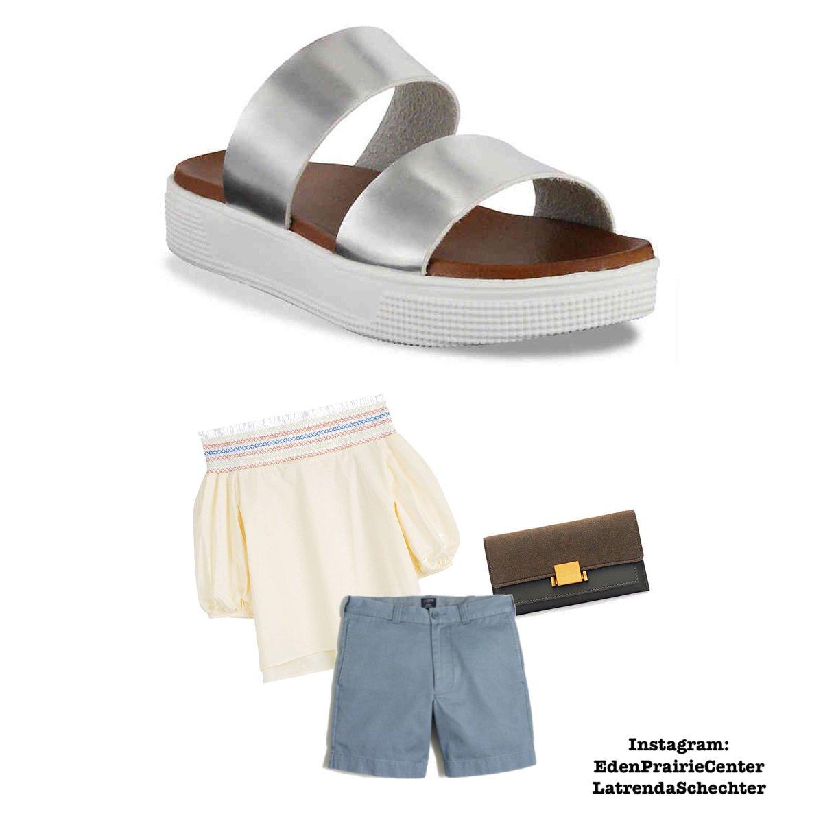 8a7ed3756c ... #shorts #summervacation #vacation #gorgeous #ootd #preppystyle  #momfashion #momblog #summer #edenprairie #flatsandals #makeuppic.twitter .com/Qoa9rcdC0x