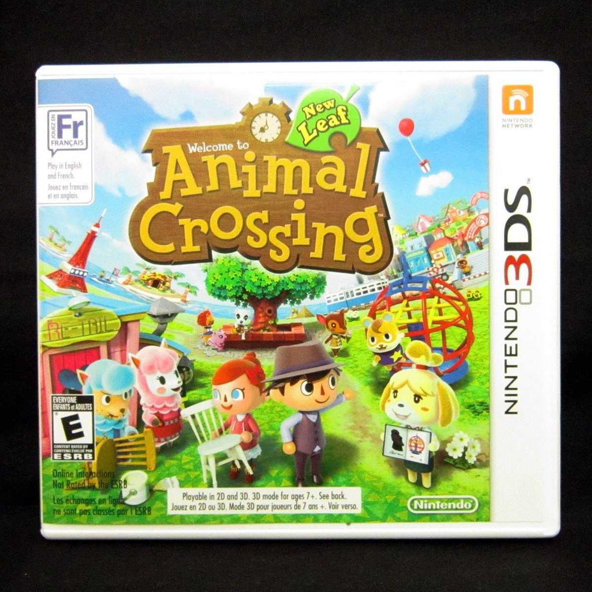 Animal Crossing New Leaf Girl Characters