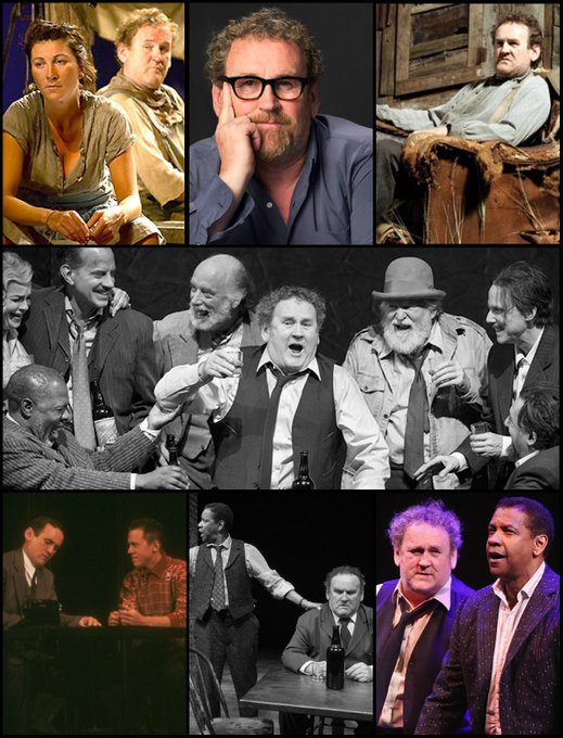 Happy Birthday to Colm Meaney, currently starring on Broadway in Cheers!