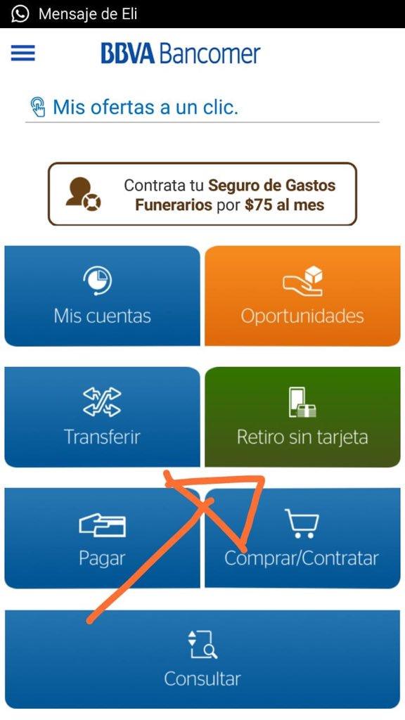 Banco Azteca Twitterren En Tu Aplicación Seleccionas El