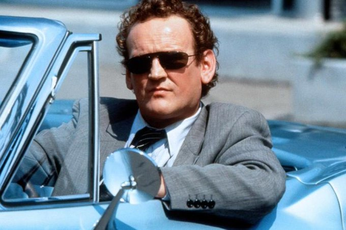 Happy birthday to actor Colm Meaney(CON AIR, LAYER CAKE, THE SNAPPER)