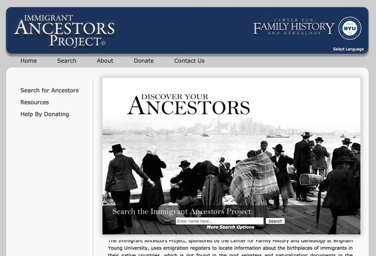 FamilySearch on Twitter: