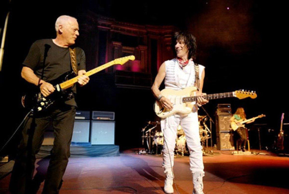 Rory On Twitter David Gilmour Jeff Beck Pinkfloyd Davidgilmour Jeffbeck Guitarmasters