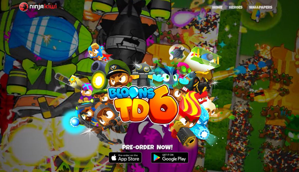 Bloons TD 6 Now Released on Steam pc games PC Games t