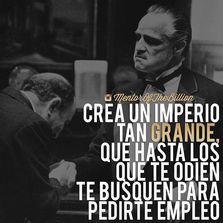 Cesar Marulanda Twitter પર Frase De Don Vito Corleone