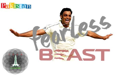 New video on @shoaib100mph will be out soon. #FearlessBeast #TeamLHR