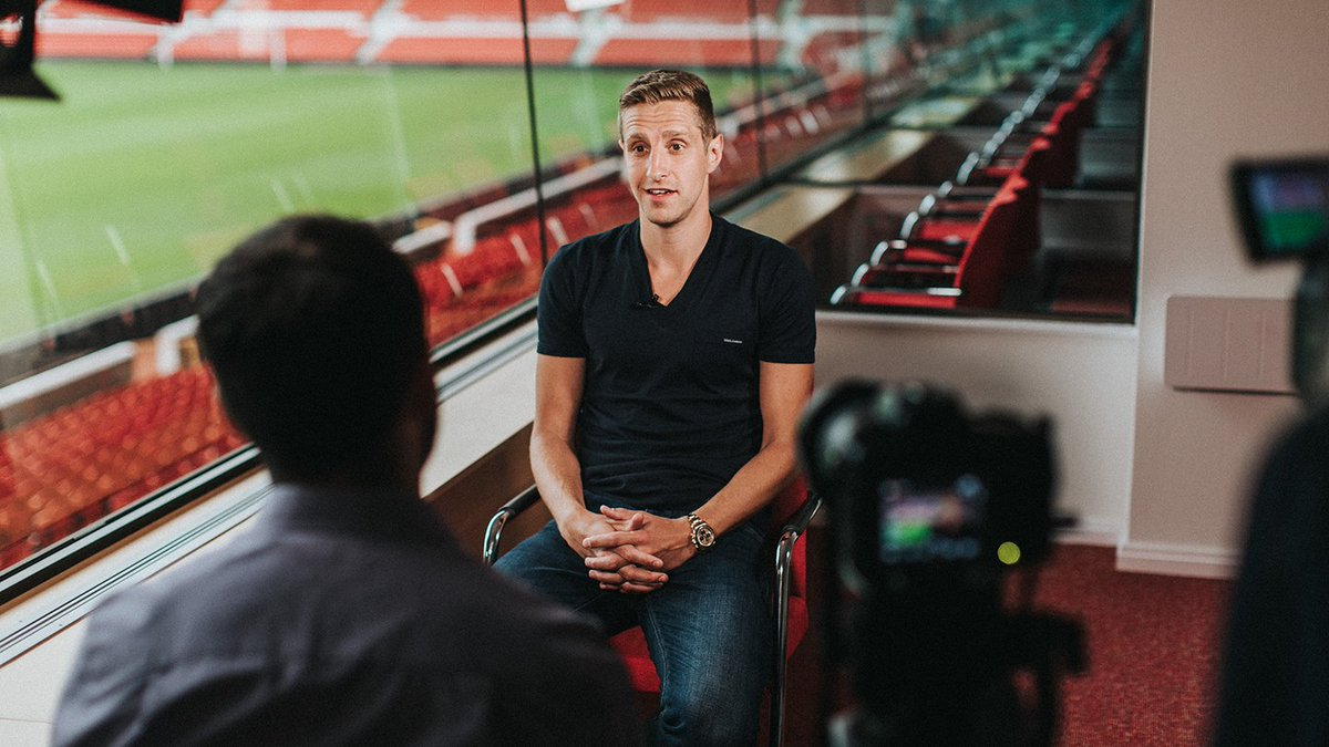 🎥 Watch the first and exclusive interview with Michael Dawson following his return to the club. #NFFC #ThatLovingFeeling