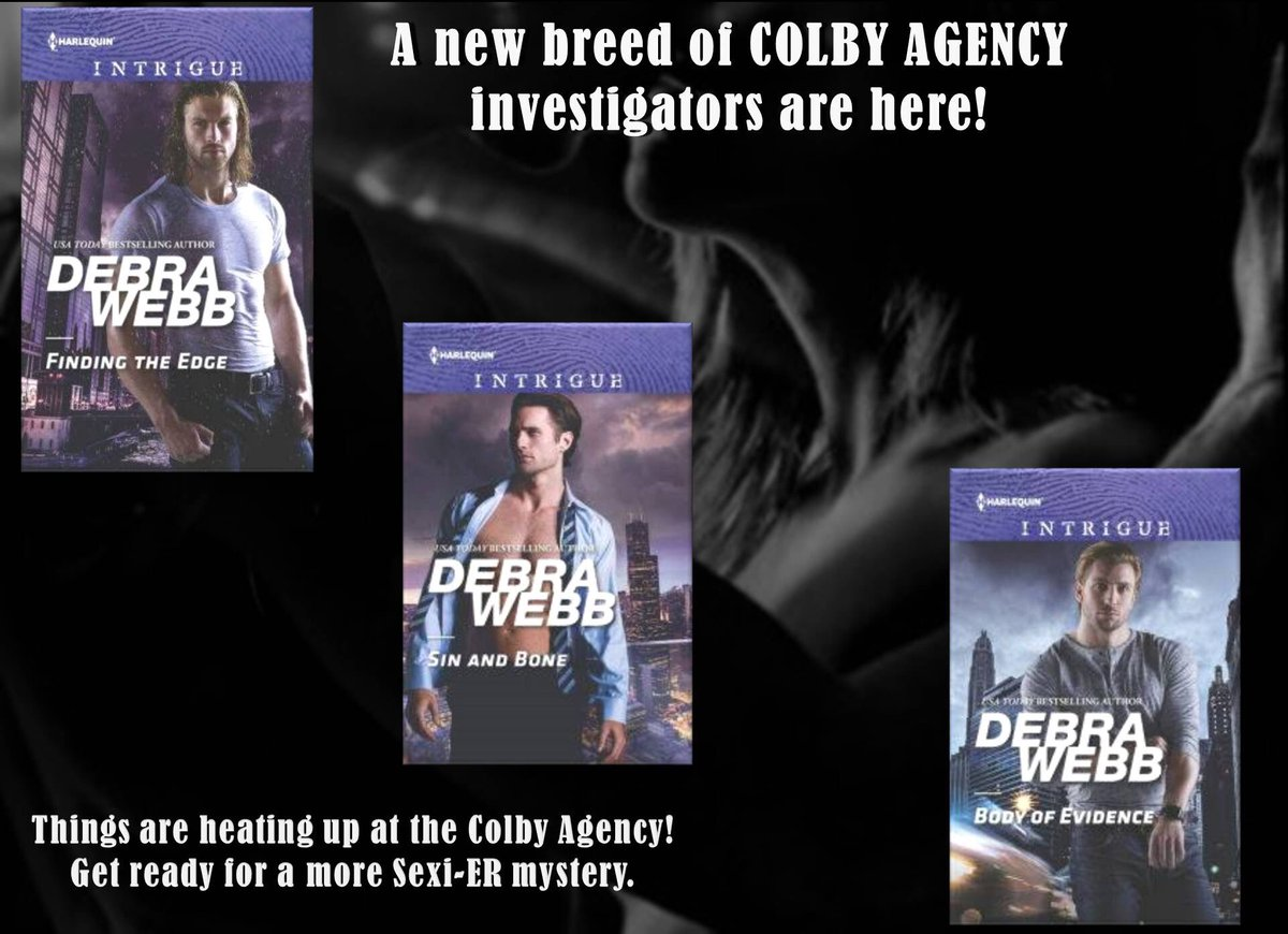 Things Are Heating Up At The Colby Agency Get Ready For A More Sexi ER Mystery With New Generation Investigators Amznto 2JXJo8l Pictwitter