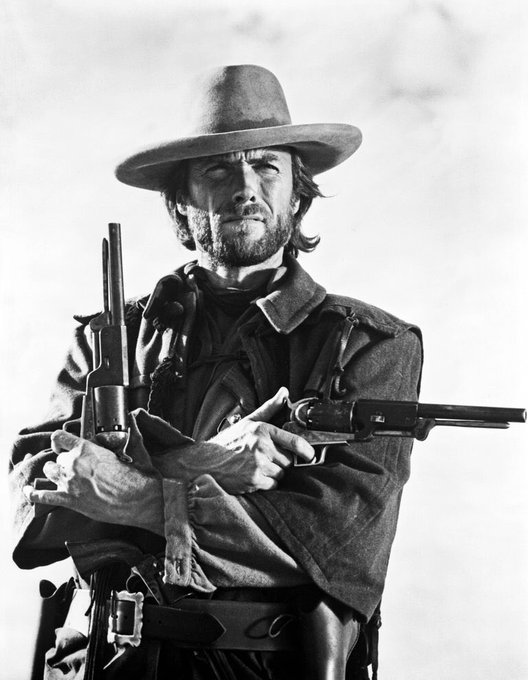 Happy 88th Birthday To Clint Eastwood
