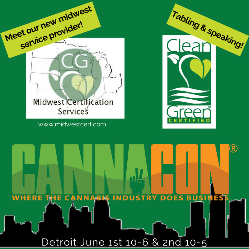Clean Green Certified Cleangreencert Twitter