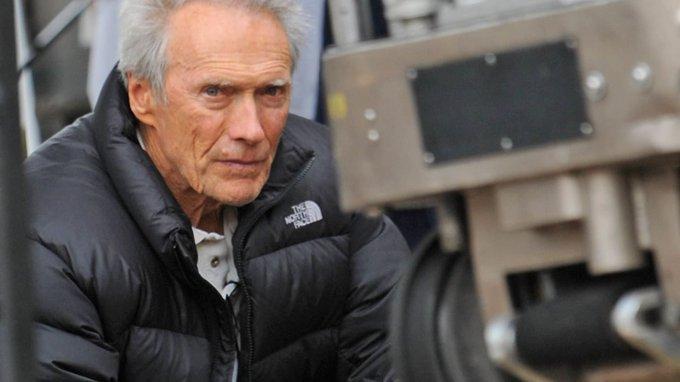 Un géant, une légende, un mythe. Il a 88 ans aujourd\hui. Happy birthday Clint Eastwood.