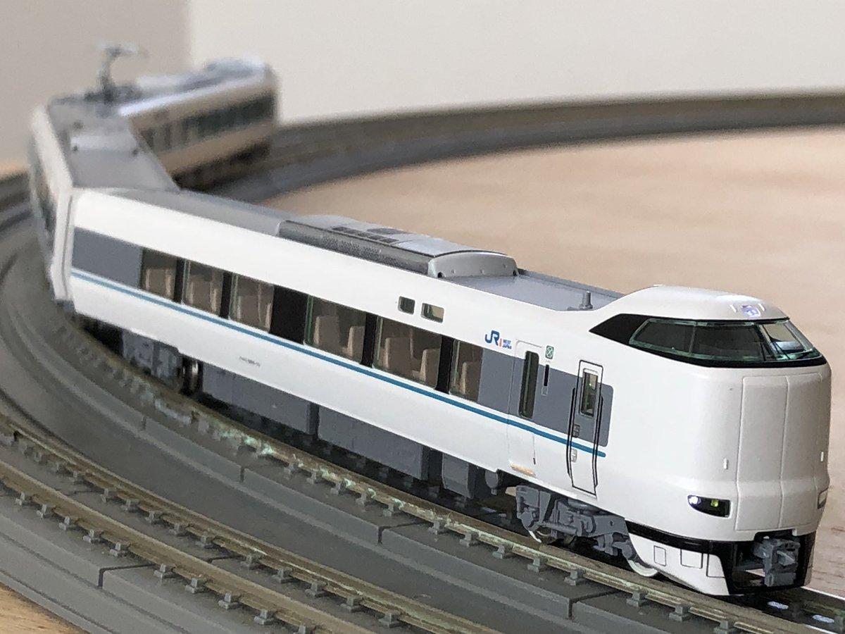 KATO Nゲージ 287系 パンダくろしおSmileアドベンチャートレイン6両セット 10-1506 鉄道模型 電車に関する画像10