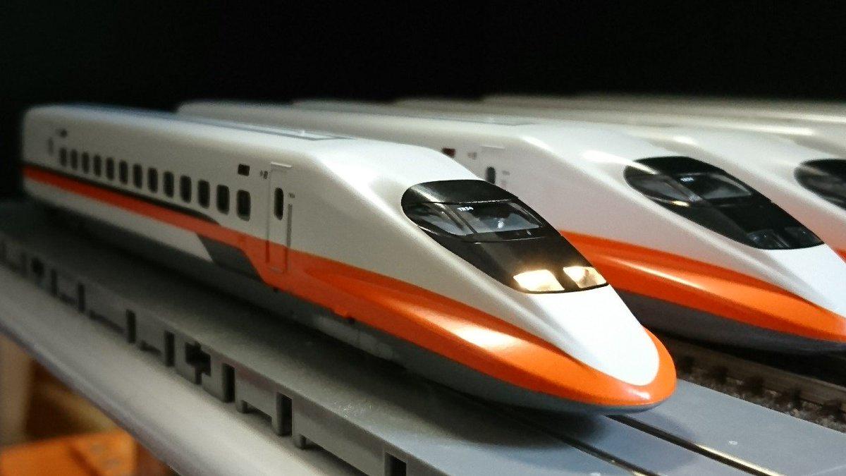 KATO Nゲージ 台湾高鐵700T 6両 増結 セット 特別企画品 10-1477 鉄道模型 電車に関する画像8