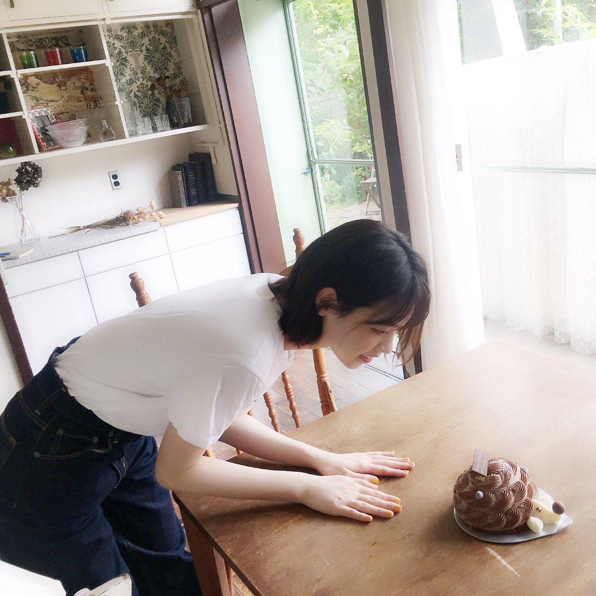 【エンタメ画像】【乃木坂46】西野七瀬×ハリネズミがかわいすぎる。