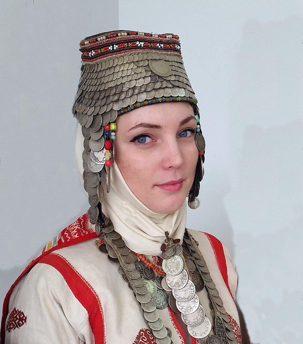 Девушка в чувашском наряде картинки