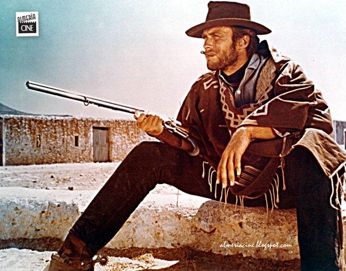 Happy 88th birthday, Clint Eastwood