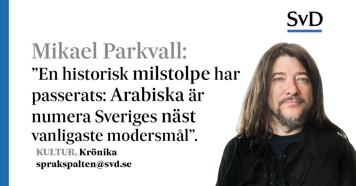 Resultado de imagen de Mikael Parkvall