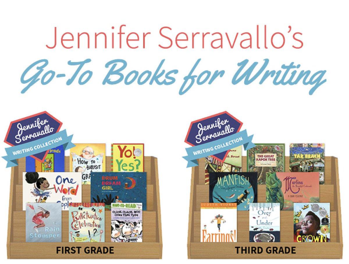 Jennifer Serravallo On Twitter Wondering What My Favorite