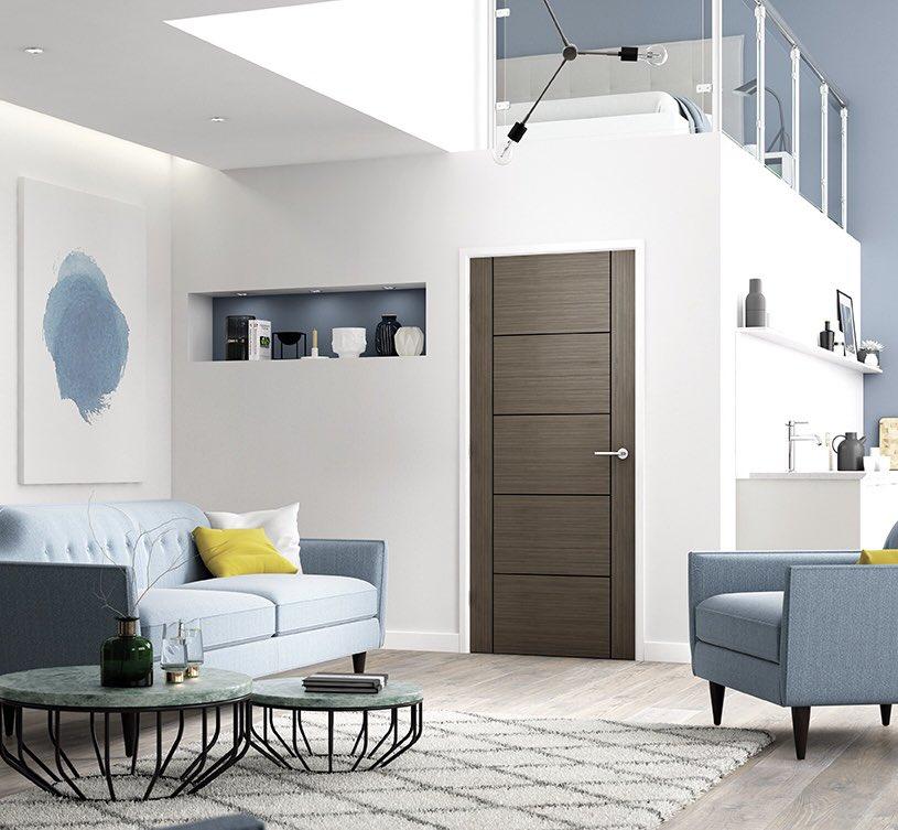 LPD Doors on Twitter  Our u0027Vancouveru0027 door in Chocolate Grey ??? #LPDDoors #Doors #Interiors #InteriorDesign #Leedsu2026   & LPD Doors on Twitter: