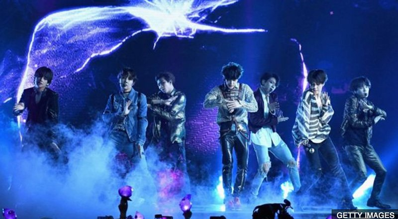 🎧🎤 South Korean boy band @BTS_twt have this week become the first #Kpop artists to reach number one on the US album charts. #BTS #Army 👉 https://t.co/rIZcmLUkws