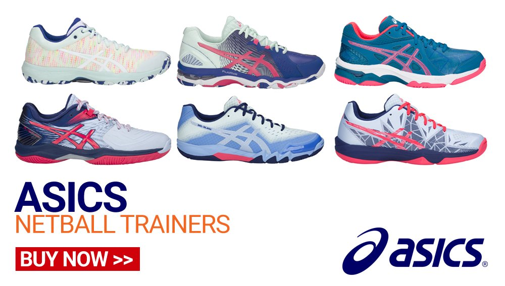 best trainers for netball