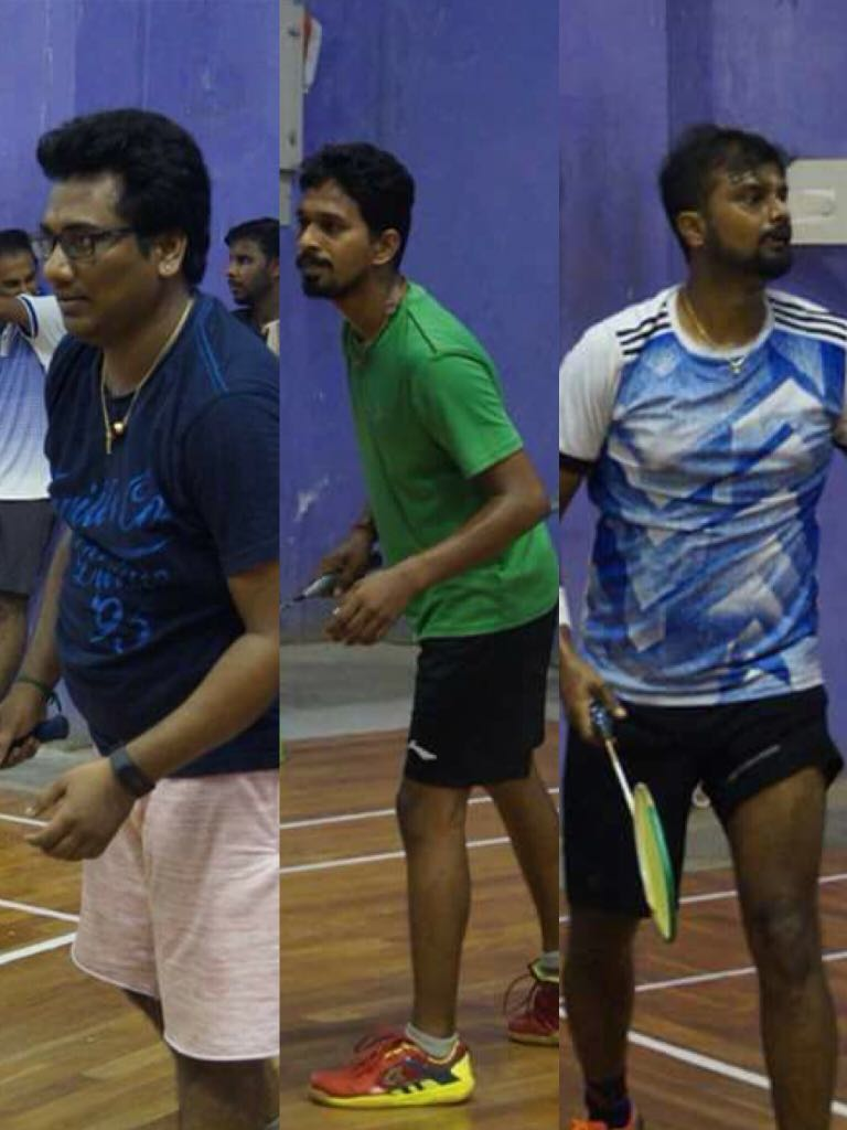 test Twitter Media - We congratulate Focus Badminton team for participating in the tournament organized by Corporate Sports Club, Chennai.  Good job Ragul Deep & Mohanraj Rajasekar for securing 4th place in badminton singles, Mallcom Nathan & Ragul Deep for securing 4th place in badminton doubles https://t.co/Ny1EXNp9CO