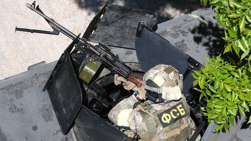 «Пресечены каналы поставок оружия»: ФСБ и МВД провели совместную операцию в 14 регионах России