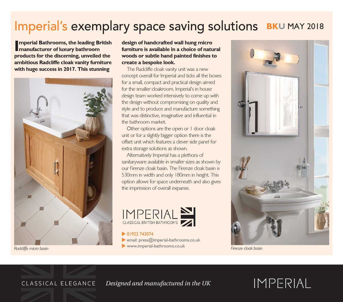 Imperial Bathrooms On Twitter Another