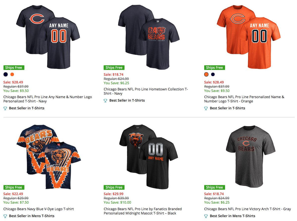 online store f6d10 0b327 Bleacher Nation Bears on Twitter: