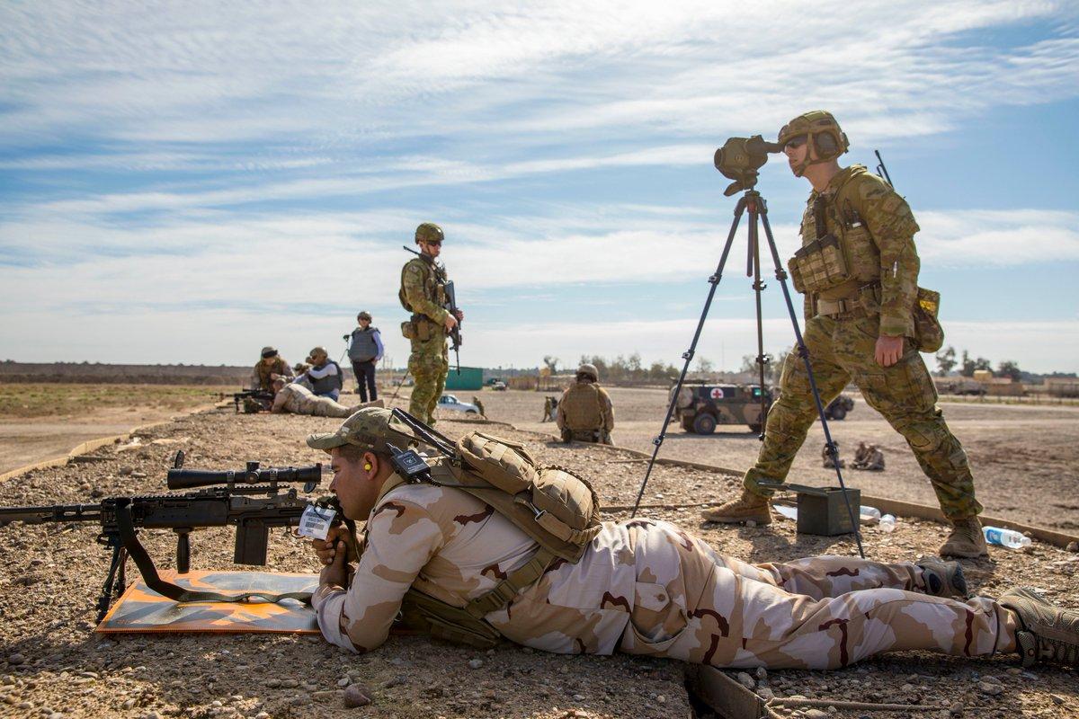 جهود التحالف الدولي لتدريب وتاهيل وحدات الجيش العراقي .......متجدد - صفحة 2 DehsNgjUwAEC1L8