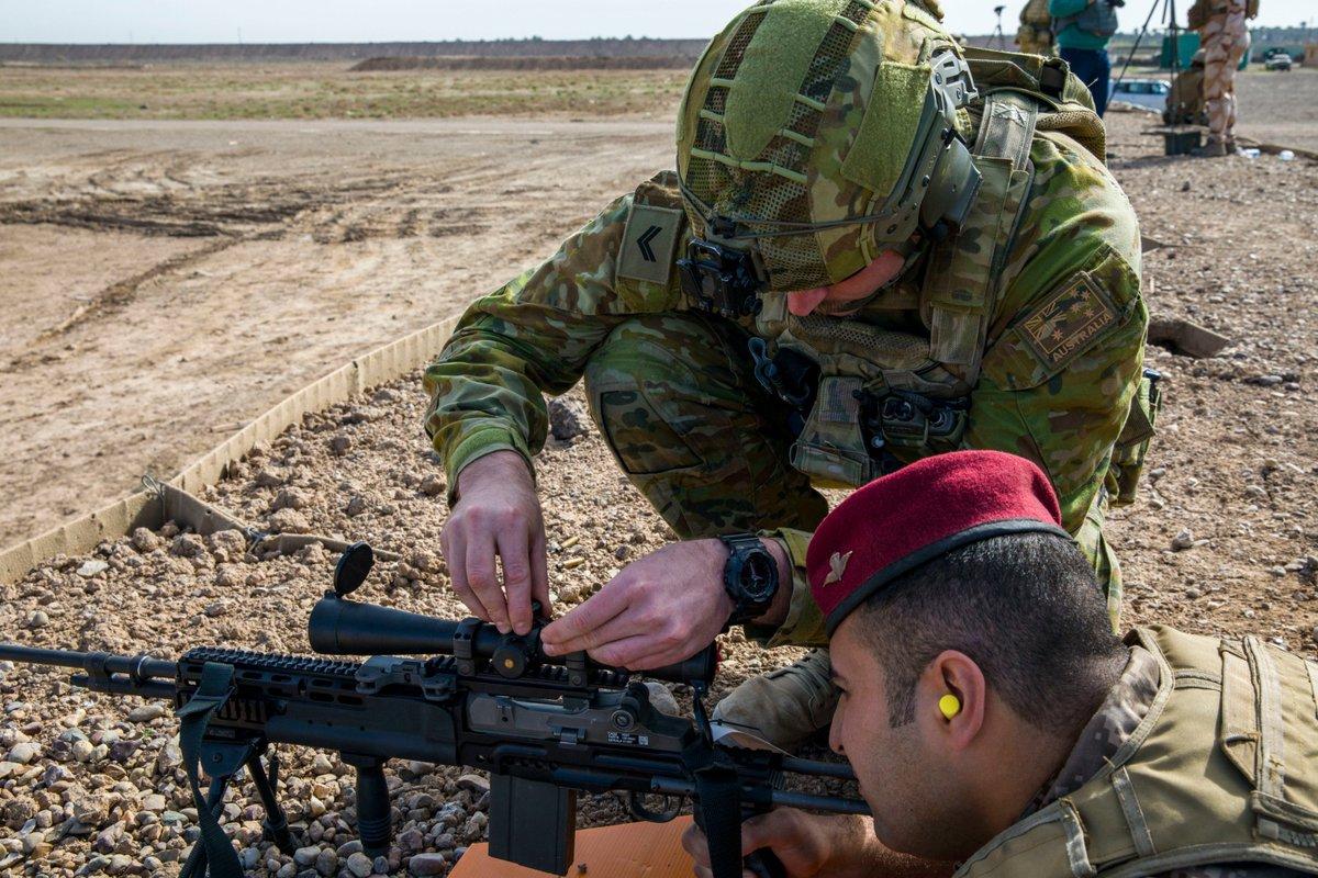 جهود التحالف الدولي لتدريب وتاهيل وحدات الجيش العراقي .......متجدد - صفحة 2 DehsOsAVAAEQHzp