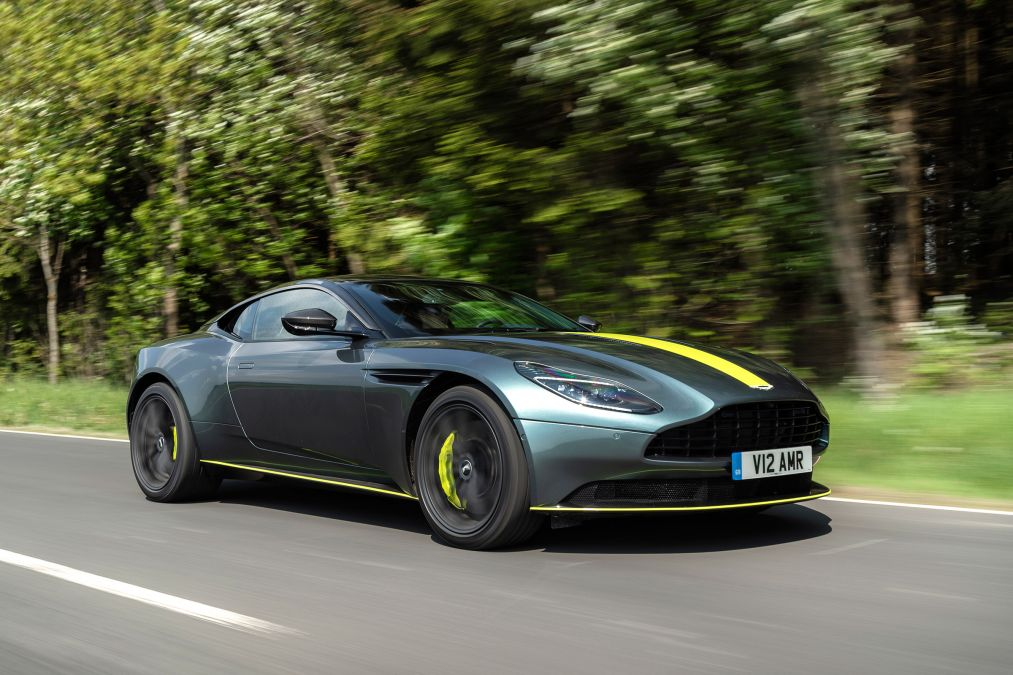 Aston Martin S Db11 Amr Has Brought The Big Gt Some Extra Focus But